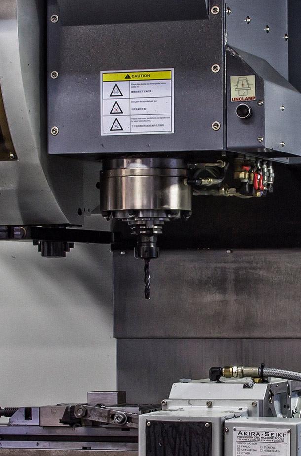 CNC fémmegmunkálás